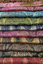 Joblot 10X Pashmina Scarf | Ladies Large Shawl Scarves 100% Wool Plain