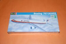 Revell 1/144 Boeing 767 Series 300 / United Airlines / Mint Sealed box