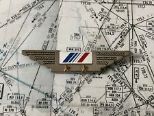 Badge broche PIN Wings Crew compagnie Air France Vintage Coinderoux (2 étoiles)