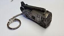 Dennis Fire Engine Circa 1950 3D snake keyring FULL CAR ref61