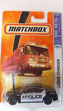 Matchbox -  Dodge Charger Police