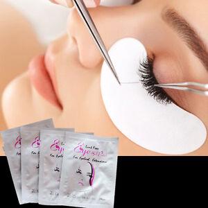 200 Pairs Eye Lashes  Eyelash Extension Under Eye Gel Pads Lint Free Eye Patches