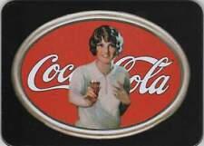Metalen Kaart/Tin-Card/Blechkarte - Coca Cola (028)