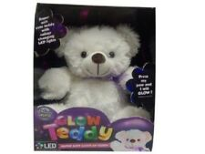 Super Soft Cuddly Glow Teddy Bear Light up Colour Changing Night Light New