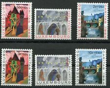 Luxemburg 703 - 708 postfrisch, Caritas