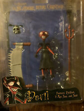 NECA Nightmare Before Christmas Series 4  THE DEVIL Action Figure