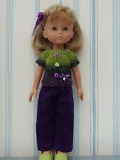 Vêtements pour poupée 32-33 cm Chérie de corolle,
