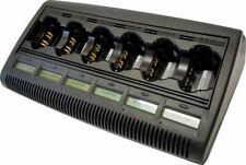 Motorola Impres Lcd Bank Charger For Xts3000 Xts5000 Xts2500 Xts1500