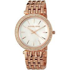 Orologio da donna MICHAEL KORS Collezione Darci MK3220 acciaio Oro rosa