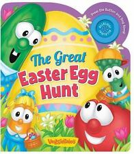 The Great Easter Egg Hunt (A VeggieTales Book) by Lisa Reed, Aruna Rangarajan