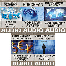 FUNDAMENTALS OF INTERNATIONAL FINANCE , FULL PACKAGE, AUDIO COURSE