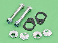 New Pair Left & Right | Front Camber Kit | +/- 0.75 | Free Shipping