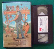 VHS FILM Ita Comico ERNESTO GUAI IN CAMPEGGIO jim varney ex nolo no dvd(VH90)