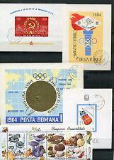 Rumänien - Blocklot o - aus 1961 - 1994  ( 38609 )