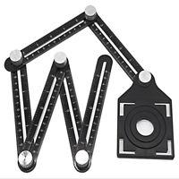 Universale Angleizer Strumento Di Misura Strumento Multi Angle Lato Righello