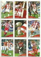 2004 Soccer Cards Liga MX Lot #2 Mexico Pumas UNAM Tigres UANL Cuauhtemoc Blanco