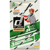 2019 PANINI DONRUSS BASEBALL FACTORY SEALED HOBBY BOX IN STOCK FREE SHIPPING