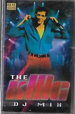 THE KING DJ MIX -  BRAND NEW BOLLYWOOD AUDIO CASSETTE