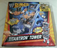 WWE - WWE Rumblers Titantron Tower Playset Evan Bourne New Mattel WWE Wrestling