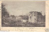 21 - cpa - Musée de Dijon - Jeanniot - Le château des Gendarmes ( i 1003)