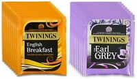 Twinings Classics Black Tea Selection Pack - Individual Sachets Bags Enveloped