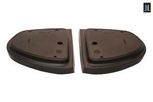 MERCEDES-BENZ L/R E Class Exterior door Mirror Gasket Seals W211 OEM s E CLASS
