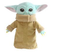 "Star Wars Mandalorian Baby Yoda Child Kids Plush Toy 11"""