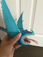 HOW TO TRAIN YOUR DRAGON BLUE THUNDERDRUM TORNADO DRAGON TOY ACTION FIGURE