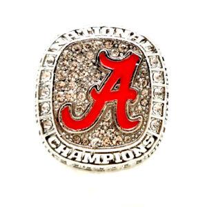 2009-2015 Alabama Championship rings