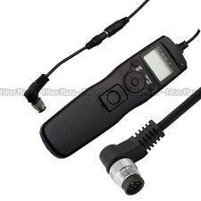 LCD Timer Remote Shutter Release Cord for Nikon D800 D700 D300s D810 D200 D3 D4