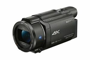 Sony Handycam FDR-AX53 Ultra HD 4k Camcorder Camera FDR AX53 PAL