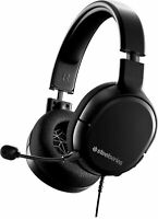 SteelSeries - Arctis 1 Wired Stereo Gaming Headset for PC/PS4/PS5/Xbox/Switch