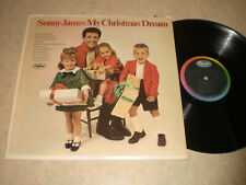 Sonny James: My Christmas Dream LP