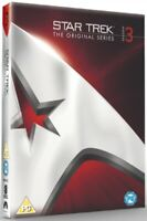 Neuf Étoile Trek - Original Saison 3 DVD (PHE1023)