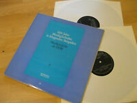 2 LP Various 1000 Jahre Musikgeschichte der DDR Vinyl Eterna DDR 8 27 229-230