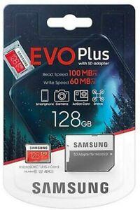 128GB Micro SD Card Memory Class 10 U3 For NEXTBASE Dash Cam 522GW, 422GW, 222X