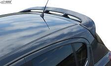 RDX Dachspoiler Opel Corsa E 4/5-türer OPC Look Heckspoiler Dach Heck Spoiler