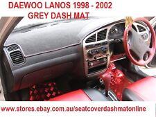 DASH MAT, DASHMAT, DASHBOARD COVER FIT  DAEWOO LANOS 1998-2002, NO AIR BAG, GREY