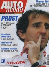 AUTO HEBDO n°1475 du 22 Décembre 2004 DODGE RAM SRT 10 ALAIN PROST