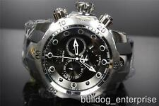 Mens Invicta 1404 Reserve Venom Black Chronograph Swiss Made Watch New