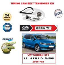 GATES CAMSHAFT TIMING BELT KIT for VW TOURAN 5T1 1.2 1.4 TSi 110-150 BHP 2015-on