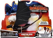 Defenders of Berk Toothless Action Figure [Night Fury, Catapult Tail Action]