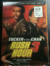 Rush Hour 3 (Dvd, 2007, 2-Disc Set, Special Edition) W Slipcover