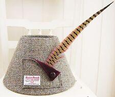 Harris Tweed Lampshade- Lovat herringbone- Medium- 30cm