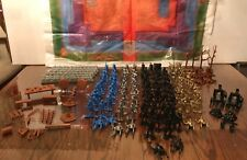 Marx Castle of the Noble Knights Medieval Playset Reissue Castle Accessories