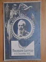 Postkarte Original Prinzregent Luitpold