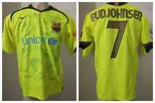 Jersey FC Barcelona 2006 / 2007 Special Edition Camp Nou -Autographed by Players