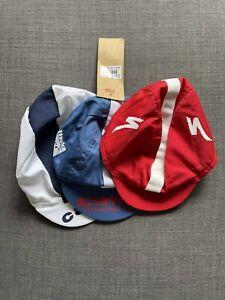Cotton Cycling Caps