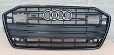 Front Grill for Audi A6 S6 C8 PDC RADAR 4K0853653E 4K0853851E