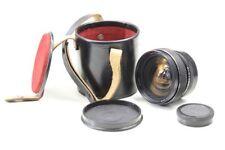 Objektiv Carl Zeiss Jena Flektogon F2.8 / 20 mm M42, auch Sony / Canon / Nikon